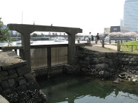 浜離宮水門
